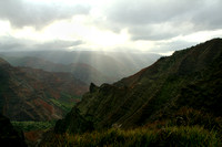 Peace at Waimea Canyon
